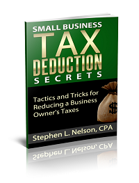 Small Business Tax Deductions Secrets cover image