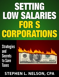 S Corporations Salary Secrets cover image